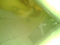 HIdden Cam In Amateur Shower