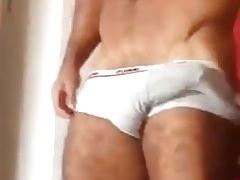 Muscle body, big ass, huge cock