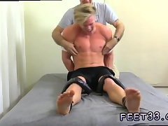 6'3 Hunk Seamus Tickled