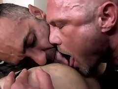 Lito # Chad # Ross - Daddy Males In Three-some