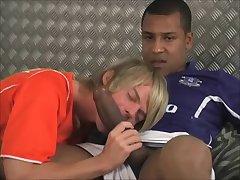 Interracial Soccer