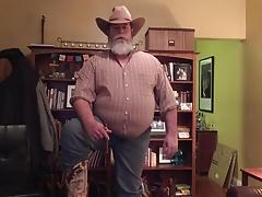 cowboy wank