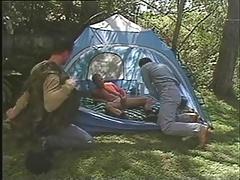 Hot Males Camping