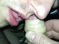 first video of me sucking cock