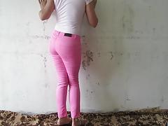 Slut in pink