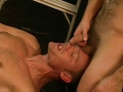 Homosexual janitor wet game