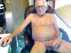 str8 grandpa cum