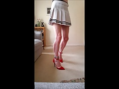 New sexy skirt to show of