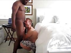 Black stud take white ass