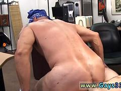 Sucking big fat straight cock gay Snitches get Anal Banged