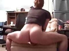 Bubble Butt College twink fucking his fleshlight