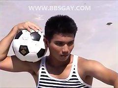 Thai gay asian GolF-1