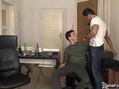 He seduces stranger into gaysex