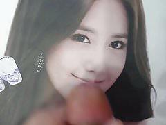 Korean Superstar Yoona Cum Tribute