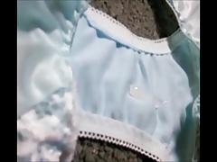 panties cum