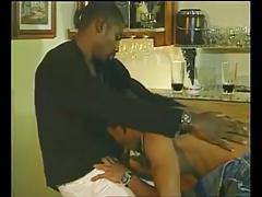 Sucking a Black Cock