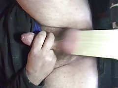 Ball paddle and drill