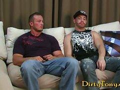 Naughty Men Blow, Lick & Bang