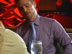 Sexy Dinner For Two Hot Guys Desperate for Sex