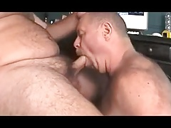 Older men sucking