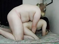 Kinky bareback Hamster Emo sex