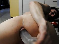 anal sextoys doggystyle