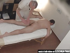 Secret Gay Sex On Massage Table