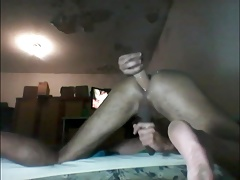 couple anal dildo play and fucked hard