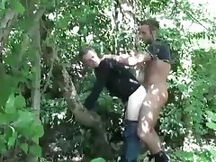 Extreme drilling in the forest