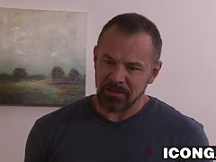 Hung stepdad Max Sargent is pounding cute Kory Houston