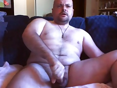 English construction worker cum at home