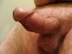 Curved thick hard small dick flex & pulse hands free