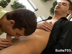 Tucker Scott and Turk Mason have gay sex