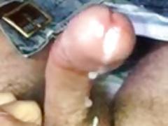 Hands free ejaculation