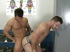 Nick and Dan Workout