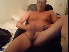 grandpa needs to masturbate too