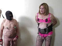 06-Oct-2017 Nipple Torture