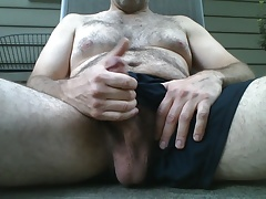 Outside Wank