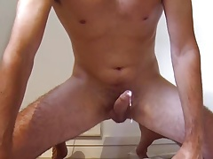 Anal torture and handsfree orgasm