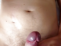Cuming on me