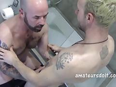 Mature Amateur Shower Fuck