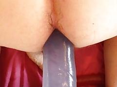 Huge dildo