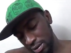 Black Guy On White Twink