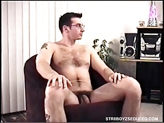 Straight Boy  Gianni Beats His Meat
