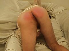 ass spanking hot