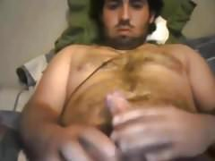 Hairy stud fat cock 10418