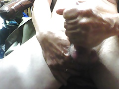 Cum after edging