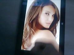 Cumpic Tribute - Natalie Portman (Miss Dior)