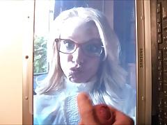 Britney Spears Cum Tribute 59