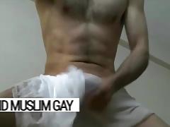 Karif, the Arab gay dick dancer